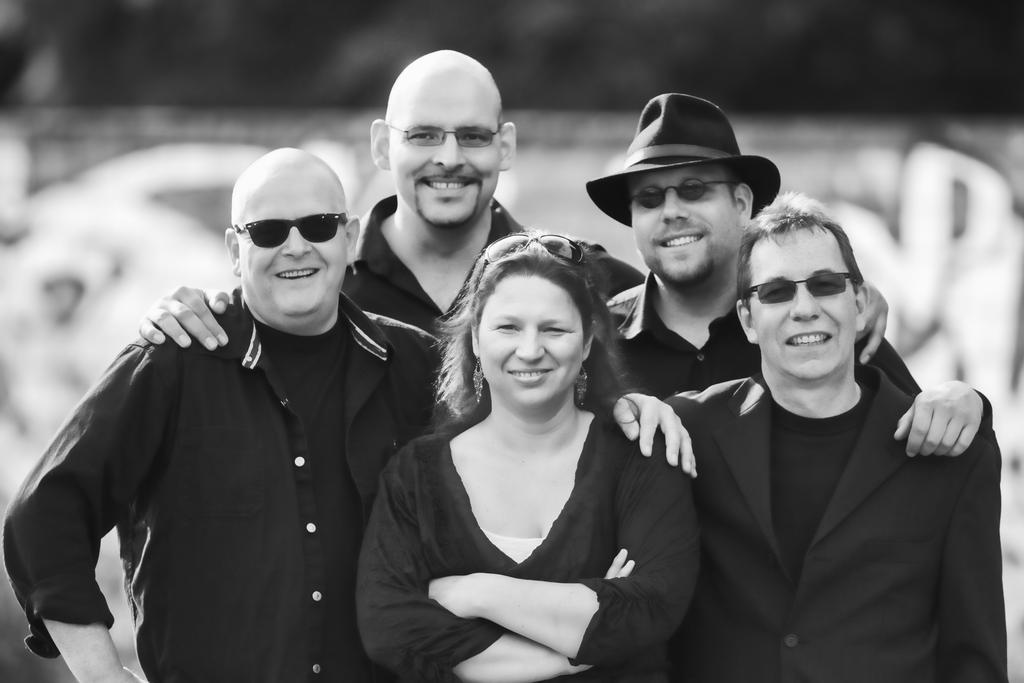 Die R. Alley Blues Band