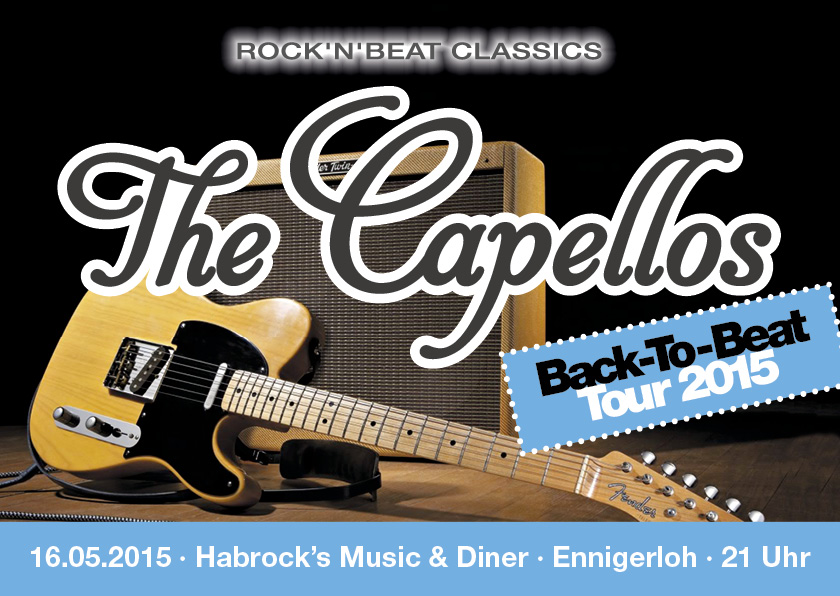 The Capellos live im Habrocks