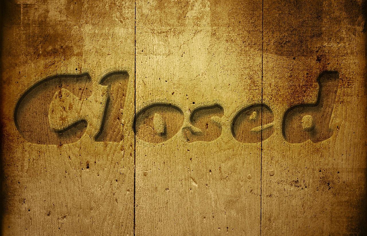 Habrock' Music & Diner geschlossen