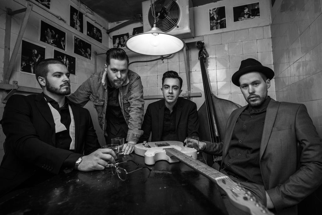 The Bluesanovas – Die Blues'n'Boogie Band