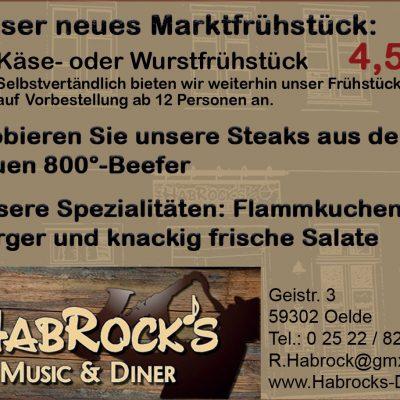 Marktfrühstück Habrocks Oelde
